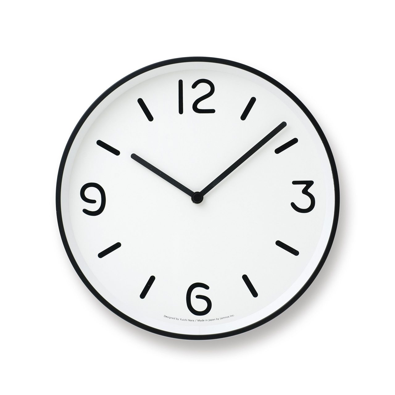Lemnos MONO Clock