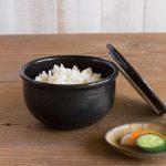 お茶碗として使える保存容器「TOJIKI TONYA おひつ一膳」